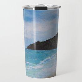 Carribean - Costa Rica Travel Mug