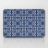 aelwen iPad Cases featuring Blue by Shelly Bremmer