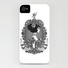 Menina Roza Slim Case iPhone (4, 4s)