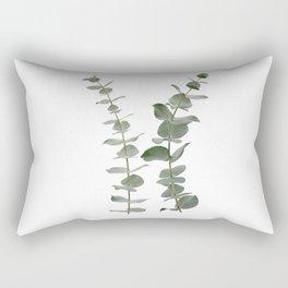 Eucalyptus Branches I Rectangular Pillow
