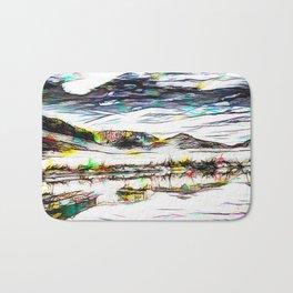 Colorado River Tranquility Bath Mat