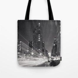 Nightfall in NYC Tote Bag
