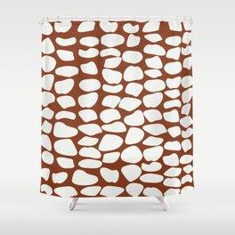 Janina V Shower Curtain