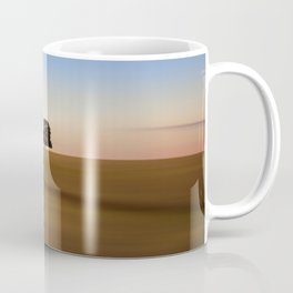 Focus on one thing at a time isolated oak tree Coffee Mug
