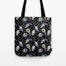 Animal Skulls Pattern Tote Bag