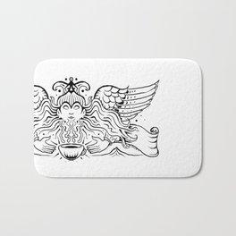 Coffee Muse Bath Mat