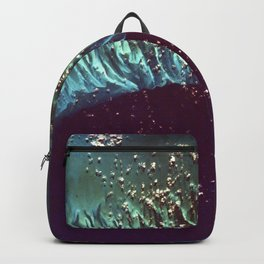 The deep waters of the Tongue of the Ocean and the completely submerged Grand Bahama Bank Backpack