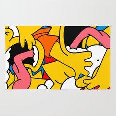 Simpsons Rug