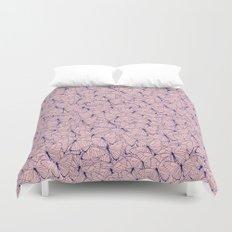 Butterfly Blush Duvet Cover