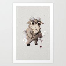 Wild one³ Art Print