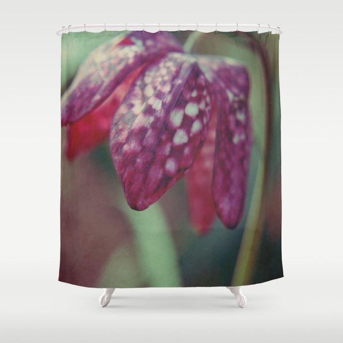 Spring Garden 2 Shower Curtain