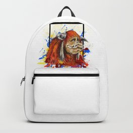 Ludo Splatter! Backpack