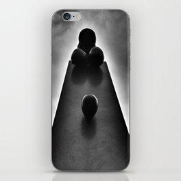 Dyslexia Obelisk iPhone Skin
