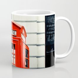 British Telephone Booth Coffee Mug
