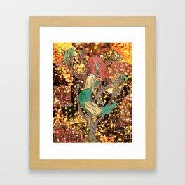 Metamorphoses Framed Art Print