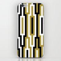 kilim iPhone & iPod Skins featuring kilim 01 by Ioana Luscov