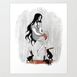 Given Art Print