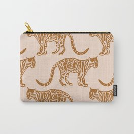 Gold Panter Carry-All Pouch