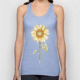 Sunflower 01 Unisex Tank Top