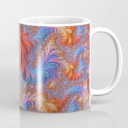 vibrant fractal Coffee Mug