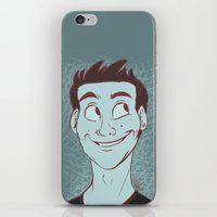 stiles iPhone & iPod Skins featuring Stiles by The Art of Nicole