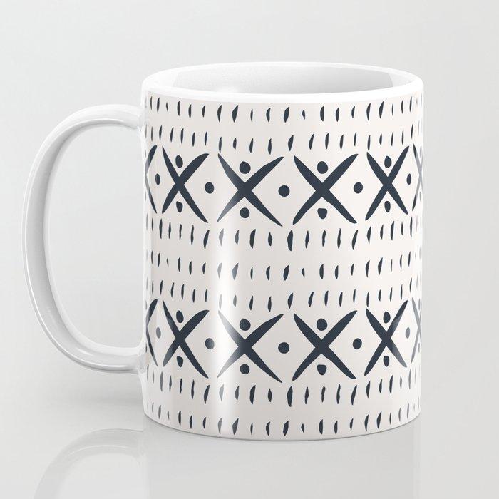 ADOBO MUDCLOTH LIGHT Coffee Mug
