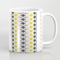 kilim Mugs featuring Kilim 2 by 603 Creative Studio
