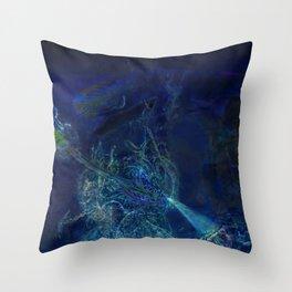 The Ur'Zhal Throw Pillow