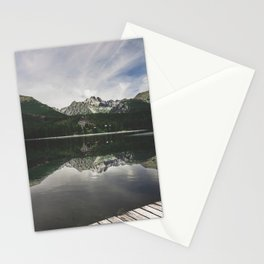 High Tatras reflections Stationery Cards