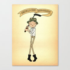 Carl Canvas Print