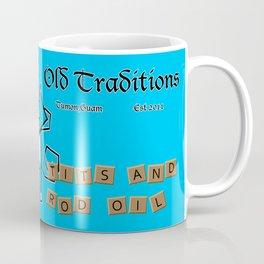 Anagram Coffee Mug