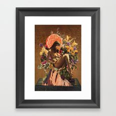 terrene Framed Art Print