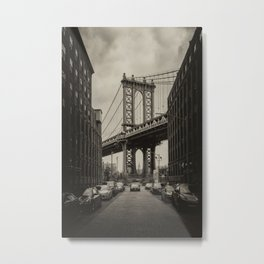 Once upon a time in America Metal Print
