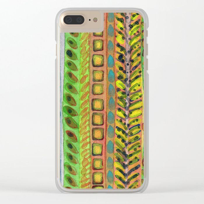 The Climb to the Treehouse Clear iPhone Case