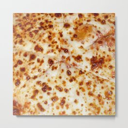 Easy-Cheezey Metal Print