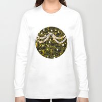 christmas tree Long Sleeve T-shirts featuring Christmas Tree by Pati Designs & Photography