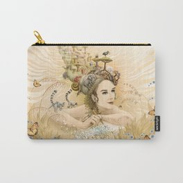 Animal princess Carry-All Pouch