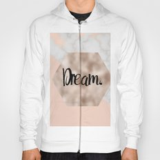 Rose gold layers - dream Hoody
