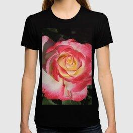 Multi-Hued Rose T-shirt