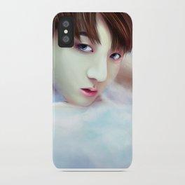 BTS - Jungkook - Angel iPhone Case