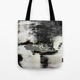 Transformative Space - Glitch 01 Tote Bag