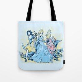 Fairytale Fatales Tote Bag