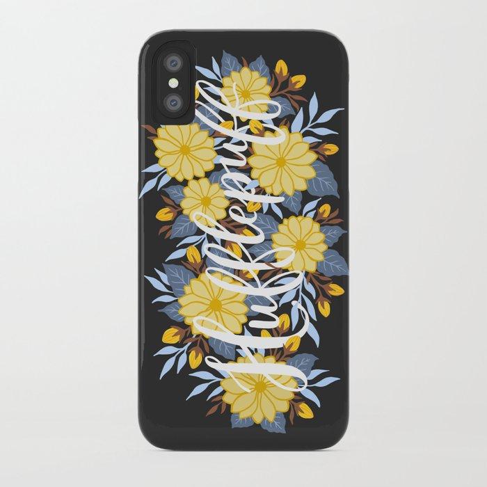 hufflepuff iphone xr case