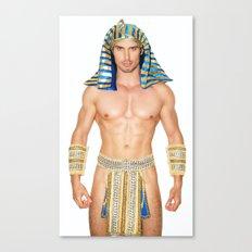 Sexy Pharao Canvas Print