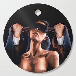 Human Bondage - See No Evil Cutting Board