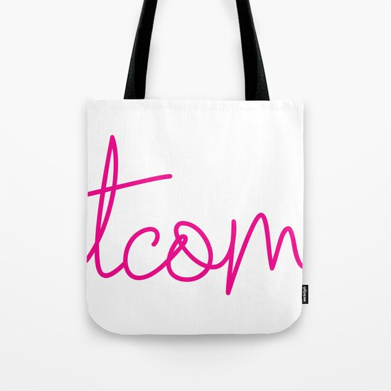 #TCOM Tote Bag