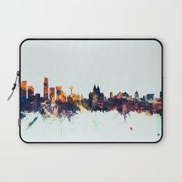 Liverpool England Skyline Laptop Sleeve