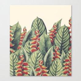 Tropical Vibe 2 Canvas Print