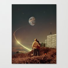 We Used To Live There, Too Canvas Print