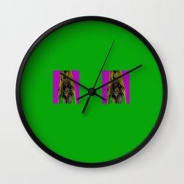 Pamela Anderson Wall Clock